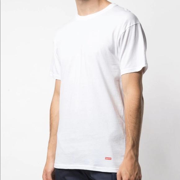 Supreme Tops - Authentic Supreme tshirt